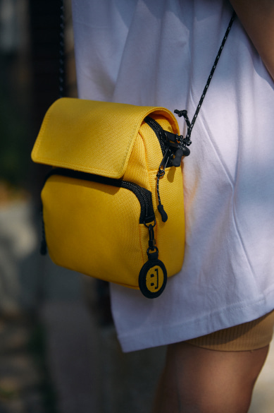 SACOCHE BAG YELLOW